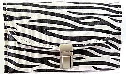 """Voňavky, Parfémy, kozmetika Sada na manikúru """"Zebra"""", 5 predmetov - Surgana"""