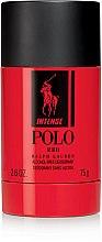 Voňavky, Parfémy, kozmetika Ralph Lauren Polo Red Intense - Tuhý deodorant