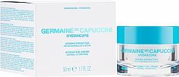 Voňavky, Parfémy, kozmetika Krém pre normálnu a suchú pleť - Germaine de Capuccini HydraCure Cream Normal Dry Skin