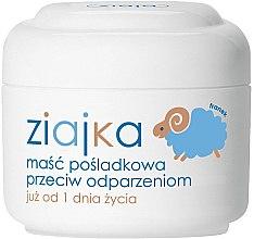 Voňavky, Parfémy, kozmetika Krém pod plienky - Ziaja Nappy Cream