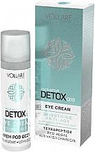 Voňavky, Parfémy, kozmetika Krém na pokožku okolo očí - Vollare Multi-Active Detox Q10 Eye Cream