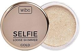 Voňavky, Parfémy, kozmetika Rozjasňovač na tvár - Wibo Selfie Loose Shimmer