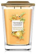 Vonná sviečka - Yankee Candle Elevation Tonka Bean & Pumpkin — Obrázky N2