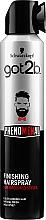 Voňavky, Parfémy, kozmetika Lak na vlasy - Schwarzkopf Got2b Phenomenal Finishing Hairspray