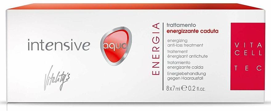 Mlieko na vypadávanie vlasov - Vitality's Intensive Aqua Energia Anti-Loss Treatment