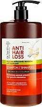 Voňavky, Parfémy, kozmetika Šampón pre slabé a náchylné k vypadávaniu vlasy s davkavačom - Dr. Sante Anti Hair Loss Shampoo