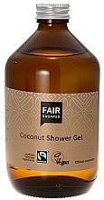 """Voňavky, Parfémy, kozmetika Sprchový gél """"Kokos"""" - Fair Squared Coconut Shower Gel"""