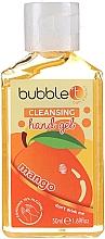 """Voňavky, Parfémy, kozmetika Antibakteriálny čistiaci gél na ruky """"Mango"""" - Bubble T Cleansing Hand Gel"""