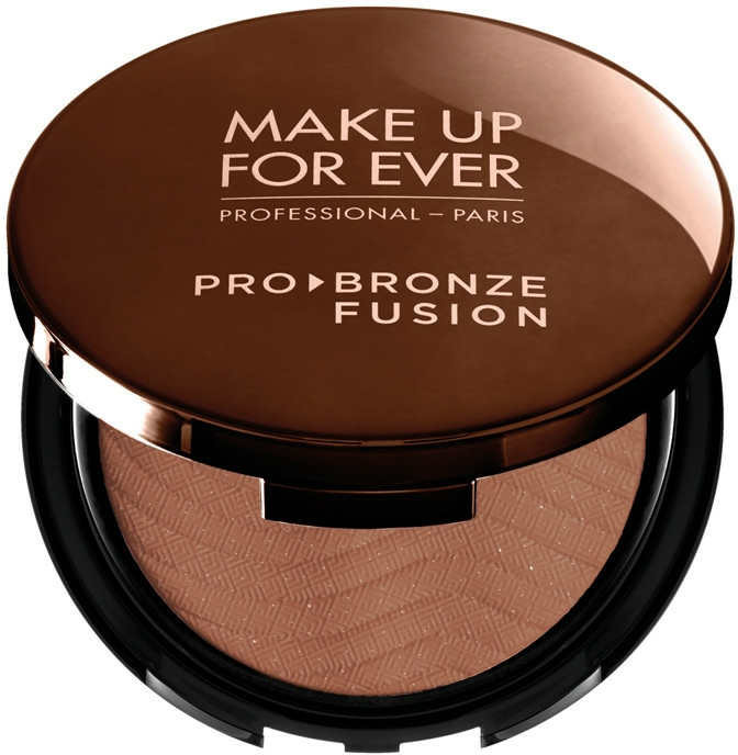 Bronzujúci púder na tvár - Make Up For Ever Pro Bronze Fusion