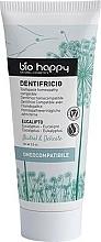 Voňavky, Parfémy, kozmetika Zubná pasta s extraktom z eukalyptu - Bio Happy Neutral&Delicate Toothpaste Eucalyptus