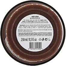 """Telový peeling """"Belgická čokoláda"""" - Organic Shop Body Scrub Organic Cocoa & Sugar — Obrázky N2"""