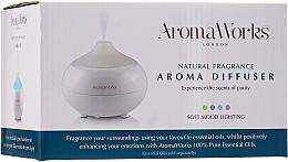 Voňavky, Parfémy, kozmetika Aromatický difuzér, elektrický - AromaWorks Electric Aroma Diffuser