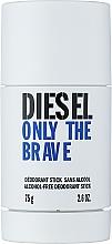 Voňavky, Parfémy, kozmetika Diesel Only The Brave - Tuhý deodorant