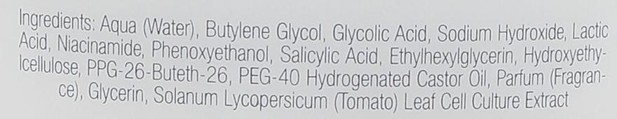 Vankúšiky na pokožku s AHA, BHA kyselinami - LOOkX Derma Skin Polish Pads — Obrázky N3
