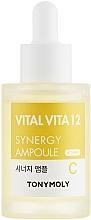 Voňavky, Parfémy, kozmetika Ampulková esencia synergická s vitamínom C - Tony Moly Vital Vita 12 Synergy Ampoule