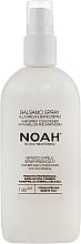 Voňavky, Parfémy, kozmetika Bezoplachový kondicionér v spreji - Noah Hair Spray Conditioner With Mallow And Hawthorn