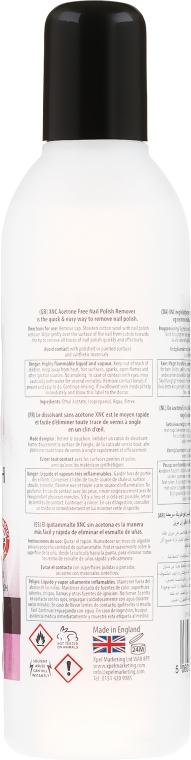 Odlakovač na nechty - Xpel Marketing Ltd Xnc Nail Polish Remover Acetone Free — Obrázky N2