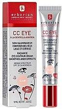 Voňavky, Parfémy, kozmetika CC krém na pokožku okolo očí - Erborian Finish CC Eye Cream
