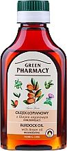 Voňavky, Parfémy, kozmetika Lopuchový olej s arganovým olejom - Green Pharmacy