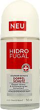 """Voňavky, Parfémy, kozmetika Guľôčkový antiperspirant """"Dvojitá ochrana"""" - Hidrofugal Double Protection Roll-on"""