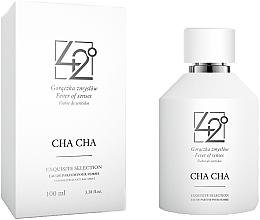Voňavky, Parfémy, kozmetika 42° by Beauty More Cha Cha - Parfumovaná voda