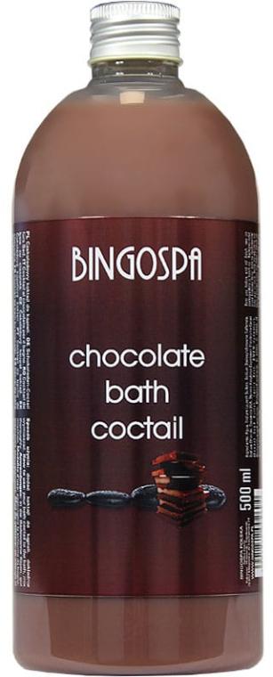 Pena do kúpeľa s extraktom čokolády - BingoSpa