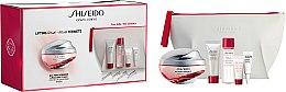 Voňavky, Parfémy, kozmetika Sada - Shiseido Bio-Performance Advanced Super Revitalizing (cr/50ml+cleans/f/15ml+treat/30ml+conc/5ml+eye/treat/3ml+bag)