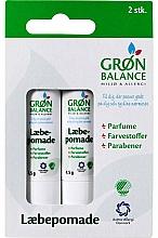 Voňavky, Parfémy, kozmetika Balzam na pery - Gron Balance