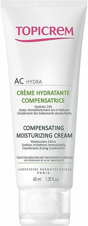 Hydratačný krém na tvár - Topicrem AC Compensating Moisturizing Cream