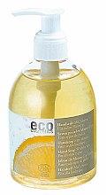 Voňavky, Parfémy, kozmetika Eko mydlo s citrónovým olejom - Eco Cosmetics Eco Hand Soap With Lemon