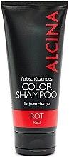 Voňavky, Parfémy, kozmetika Odtieňový šampón so starostlivým komplexom - Alcina Hair Care Color Shampoo