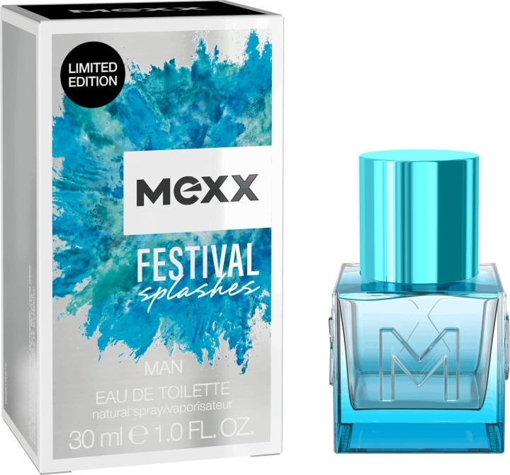 Mexx Festival Splashes Man - Toaletná voda
