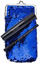 Voňavky, Parfémy, kozmetika Sada - NoUBA Eye'M Maxitech Lift Up Mascara (mascara/18ml + eye/pen/1.1g + bag)