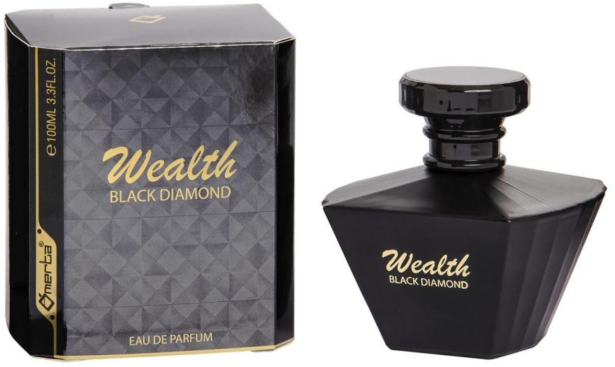 Omerta Wealth Black Diamond - Parfumovaná voda