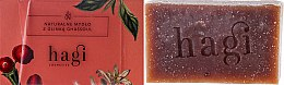 Voňavky, Parfémy, kozmetika Prírodné mydlo s marockým ílom a hodvábom - Hagi Soap