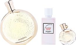 Voňavky, Parfémy, kozmetika Hermes L`Ambre des Merveilles - Sada (edp/100ml + edp/7.5ml + b/lot/40ml)