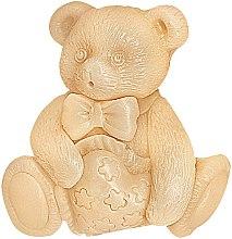 """Voňavky, Parfémy, kozmetika Glycerínové mydlo """"Medved´"""" - Bulgarian Rose Natural Glycerin Fragrant Soap Pooh Teddy Bear"""
