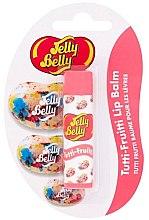 Voňavky, Parfémy, kozmetika Balzam na pery - Jelly Belly Tutti-Fruitti Lip Balm