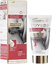 Voňavky, Parfémy, kozmetika Sérum na modelovanie pŕs - Bielenda Sexy Look Lifting Mesotherapy Intensive Serum