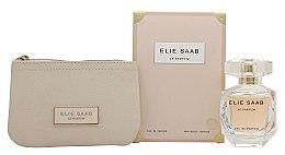Voňavky, Parfémy, kozmetika Elie Saab Le Parfum - Sada (edp/50ml + bag)