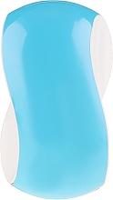 Voňavky, Parfémy, kozmetika Kefa na vlasy, modrá s bielou - Twish Spiky 1 Hair Brush Sky Blue & White