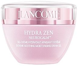 Voňavky, Parfémy, kozmetika Hydratačný, upokojujúci krém-gél pôsobiaci proti stresu - Lancome Hydra Zen Anti-Stress Moisturising Cream-Gel