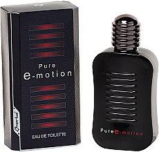 Voňavky, Parfémy, kozmetika Omerta Pure E-motion - Toaletná voda
