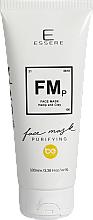 Voňavky, Parfémy, kozmetika Čistiaca pleťová maska - Essere FMp Hemp & Clay Purifying Face Mask