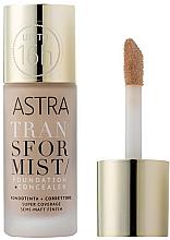 Voňavky, Parfémy, kozmetika Make-up + korektor - Astra Transformist Foundation + Concealer