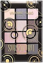 Voňavky, Parfémy, kozmetika Paleta očných tieňov - Vivienne Sabo Surnaturel Eyeshadow Palette