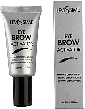 Voňavky, Parfémy, kozmetika Aktivátor farby na obočie 6% - LeviSsime Eyebrow Activator