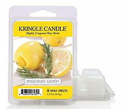 Voňavky, Parfémy, kozmetika Aromatický vosk - Kringle Candle Wax Melt Rosemary Lemon