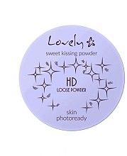 Voňavky, Parfémy, kozmetika Púder - Lovely HD Loose Powder