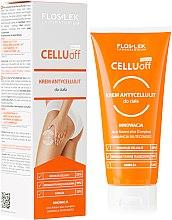 Voňavky, Parfémy, kozmetika Anticelulitídny krém pre telo - Floslek Slim Line Anti-Cellulite Body Cream Cellu Off